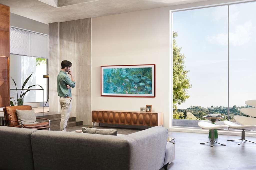 Najbardziej stylowy telewizor na świecie? Samsung The Frame 2021 to bardzo solidny kandydat do tego miana!