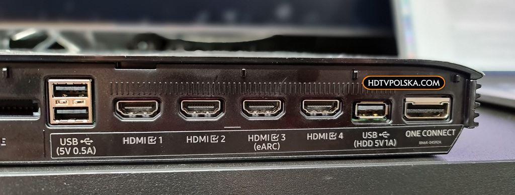 Test Samsung Neo QLED QN95A MiniLED hdmi 2.1