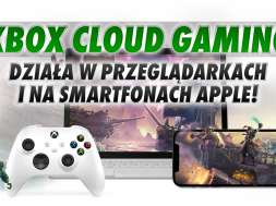 Xbox Cloud Gaming Game Pass przeglądarki Windows Apple okładka