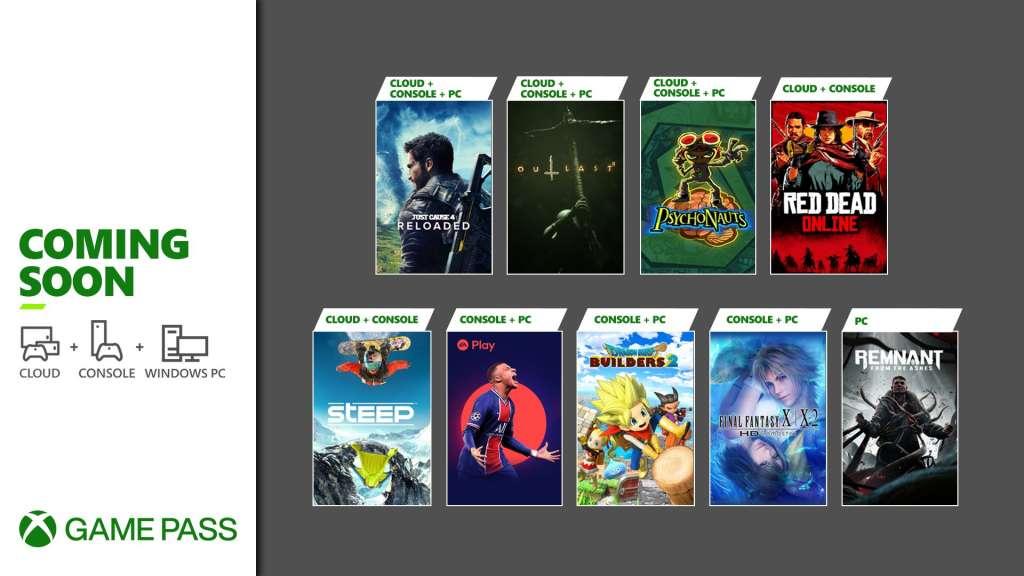 """Microsoft jeszcze nie zamknął miesiąca, jeżeli chodzi o nowe gry w usłudze Xbox Game Pass! Potwierdzono jeszcze kilka tytułów, które w najbliższych dniach trafią do subskrybentów serwisu na konsolach, PC i w chmurze. Poniżej kompletna lista! PRZECZYTAJ TAKŻE: PlayStation 5 ma ten sam krytyczny problem z baterią co starsze konsole! Możemy stracić dostęp do gier – czy jest już rozwiązanie? Kwiecień 2021 w Xbox Game Pass - druga fala gier! Przypomnijmy, że w ostatnich dniach subskrybenci Xbox Game Pass otrzymali dostęp (ponownie) do GTA V! Ten tytuł pojawiał się już w usłudze i zawsze był bardzo ciepło witany. Kwiecień to też dwie mocne propozycje dla miłośników sportu - 12 kwietnia pojawiło się najnowsze NHL 21, a dziś, 21 kwietnia, zadebiutowało MLB The Show 21! W oba tytuły będzie można grać na Xboxach, a w drugi dodatkowo w usłudze Cloud Gaming. To jednak nie wszytko, bo """"zieloni"""" dorzucili jeszcze kilka pozycji, które udostępnią do 30 kwietnia. Wśród nich świetnie przyjęte """"Destroy All Humans"""", w które zagramy na konsoli, PC i w chmurze! Poza tym dużo dobrego dla fanów serii """"Fable""""! Gry na kwiecień 2021 w Xbox Game Pass - druga seria tytułów: MLB The Show 21 (Xbox, Cloud Gaming) – 20 kwietnia, już dostępny! Phogs! (PC)- 22 kwietnia Second Extinction (Game Preview) (Xbox, Cloud Gaming, PC) – 28 kwietnia Destroy All Humans! (Xbox, Cloud Gaming, PC) - 29 kwietnia Fable III (Cloud Gaming) – 30 kwietnia Fable Anniversary (Cloud Gaming) - 30 kwietnia Wielki hit Sony dostępny całkowicie za darmo na PlayStation 5 i PlayStation 4. To nie jedyna niespodzianka! Do kiedy możemy pobrać tytuł? Tylko do 15 i 16 kwietnia można było grać w ramach Game Pass na konsole w wybrane tytuły. Zniknął m.in. szeroki katalog gier sportowych: Deliver Us the Moon (Xbox, PC) Gato Roboto (Xbox, PC) Wargroove (Xbox, PC) Madden 15 (Xbox, w ramach EA Play) Madden 16 (Xbox, w ramach EA Play) Madden 17 (Xbox, w ramach EA Play) Madden 18 (Xbox, w ramach EA Play) Madden 25 (Xbox, w ramach EA Play) NHL"""