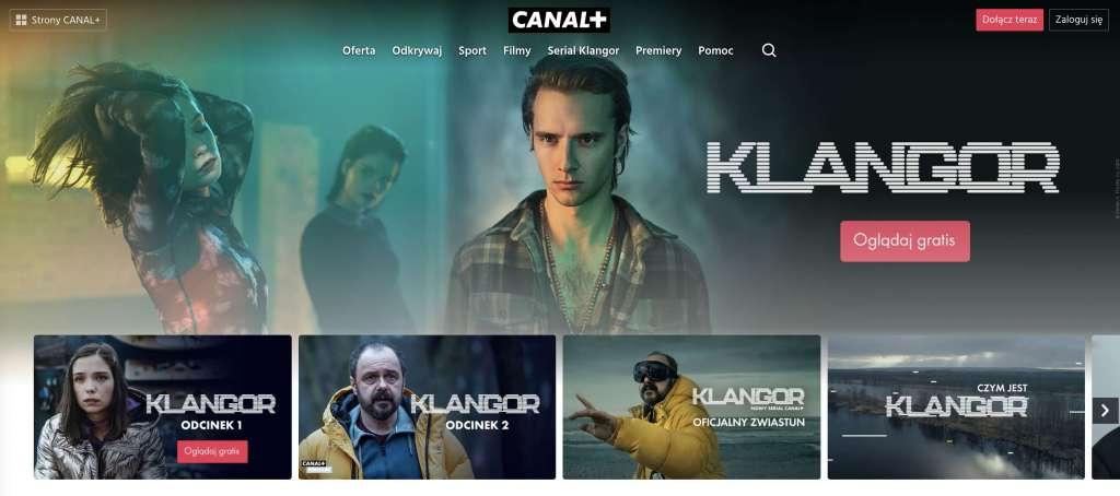 """Nowy głośny serial """"KLANGOR"""" został udostępniony za darmo w 4K! Można oglądać tylko przez określony czas - gdzie?"""