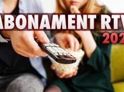 abonament RTV 2021 cena kary kto płaci okładka