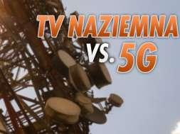 cyfrowa telewizja naziemna 5G testy okładka