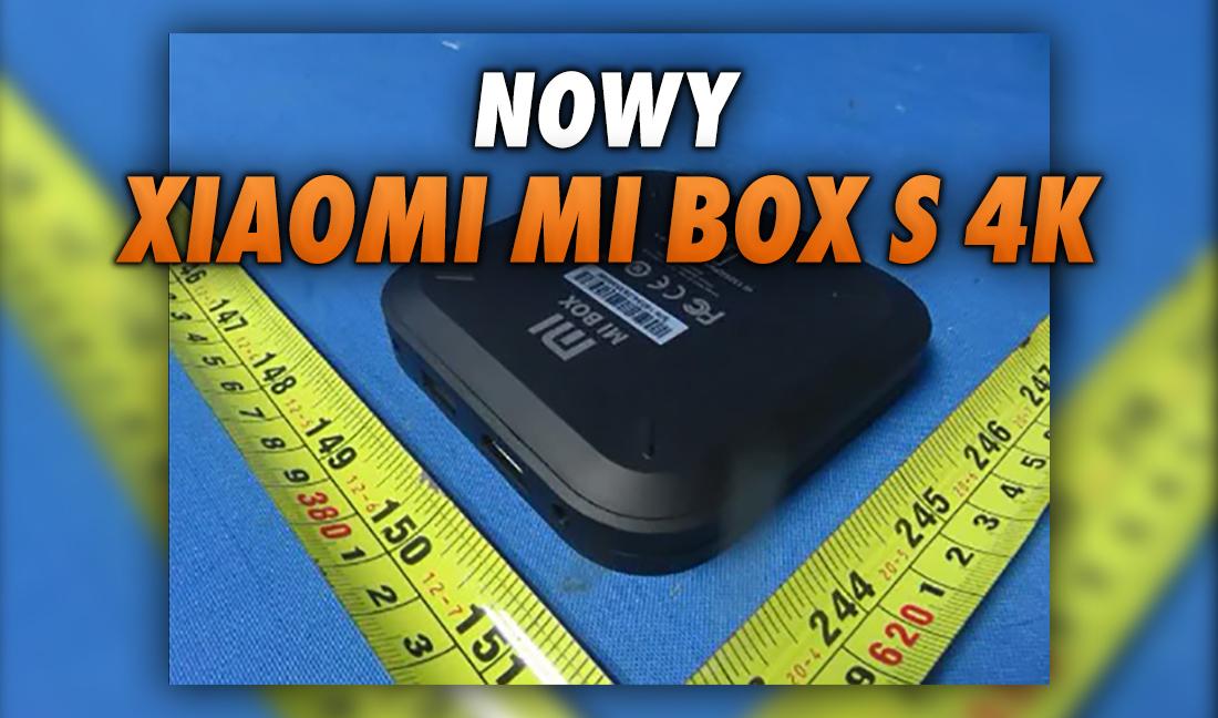 Nadchodzi nowy tani Xiaomi Mi Box S 4K! Przystawka pojawiła się na pierwszych zdjęciach – jest nowy pilot