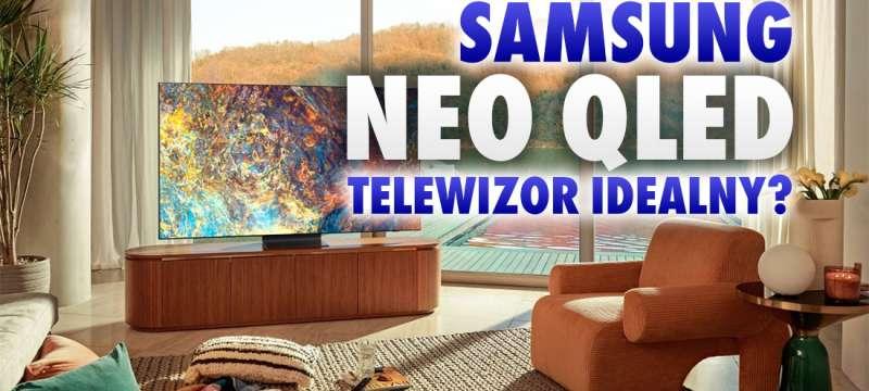 samsung neo qled telewizor okładka