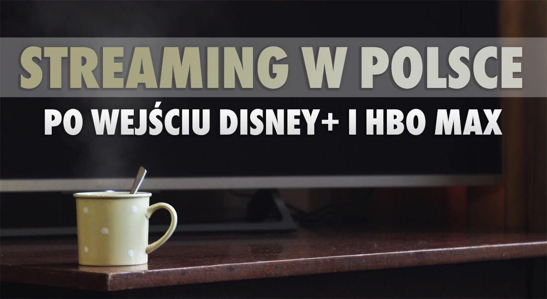 Ilu z nas będzie korzystać z VOD w kolejnych latach? Jest prognoza po wejściu do Polski Disney+ i HBO Max!