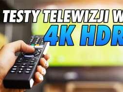 telewizja naziemna 4K HDR testy Francja okładka
