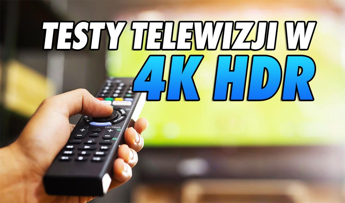 Telewizja naziemna w 4K z HDR? Trwają już testy w jednym z europejskich krajów! Kiedy zobaczymy takie kanały?