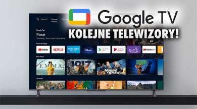 telewizory 2021 Google TV TCL okładka
