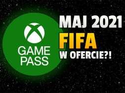 xbox game pass maj 2021 gry oferta fifa okładka