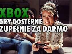 xbox konsole gry free to play za darmo lista 2021