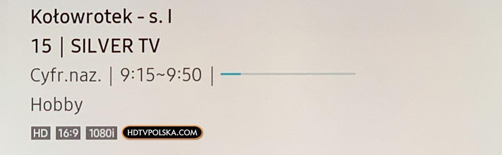 Antena HD jakość naziemna telewizja cyfrowa