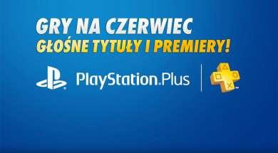 PS Plus gry czerwiec 2021 oferta okładka