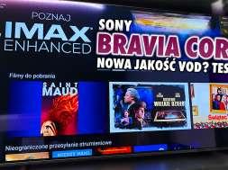 Sony Bravia Core serwis VOD test okładka