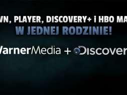 WarnerMedia Discovery fuzja okładka