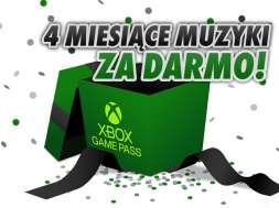 XBOX game pass korzyści spotify premium za darmo okładka