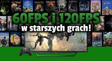 Xbox FPS Boost gry aktualizacja maj 2021 okładka