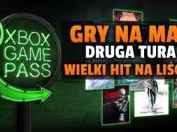 Xbox-Game-Pass maj 2021 gry druga tura lista