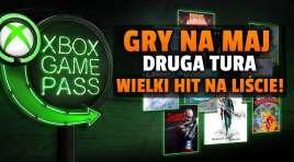 Kolejne kilkanaście gier wjedzie do Xbox Game Pass przed końcem maja! Wielka niespodzianka już dostępna na konsolach