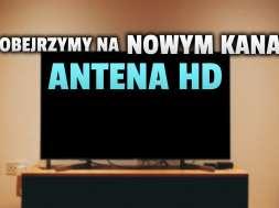 antena hd kanał telewizja co oglądać ramówka program okładka