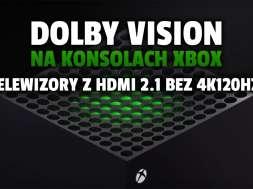 dolby vision xbox series x s telewizory hdmi 2 1 4k12hz okładka
