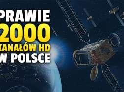 kanały HD w Polsce Eutelsat satelita okłada