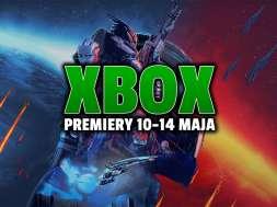 konsole xbox premiery gry 10-14 maja 2021 okładka