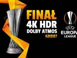 liga europy finał 4K HDR Dolby Atmos ipla okładka