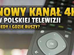 nowy kanał 4K Jazz telewizja okładka