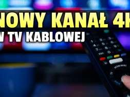 nowy kanał 4K NASA TV UHD telewizja kablowa chopin okładka