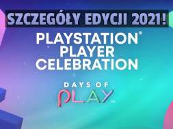 playstation days of play 2021 okładka
