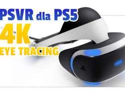 playstation vr PS5 4K eye tracking okładka