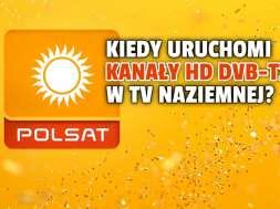 polsat kanały HD telewizja naziemna DVB-T2 okładka