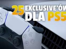 ps5 playstation 5 gry na wyłączność okładka
