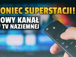 superstacja wydarzenia 24 nowy kanał cyfrowa telewizja naziemna okładka
