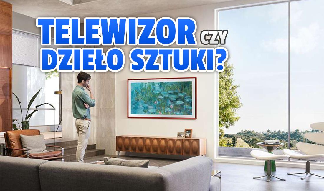 Skomponuj rodzinne wspomnienia na własnej ścianie z… telewizorem! Samsung The Frame to prawdziwy stylowy przełom?