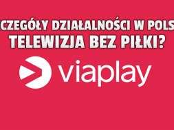 viaplay polska piłka nożna telewizja okładka