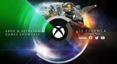 xbox bethesda games showcase event gry premiery 2021 okładka
