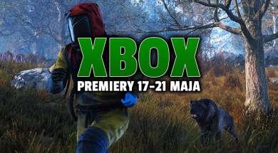 xbox konsole premiery gry 17 21 maja okładka