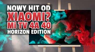 xiaomi mi tv 4a 40 horizon edition telewizor 2021 okładka