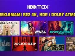HBO Max abonament z reklamami
