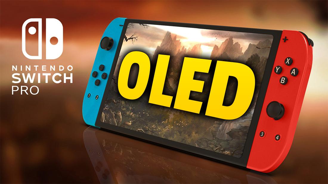 Konsola Nintendo Switch Pro z ekranem OLED może zostać ogłoszona lada moment! Co o niej wiemy i ile będzie kosztować?