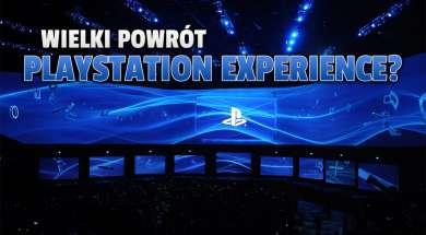 Playstation Experience okładka