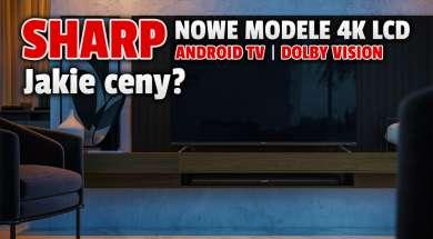 Sharp DN telewizor 4K LCD 2021 okładka