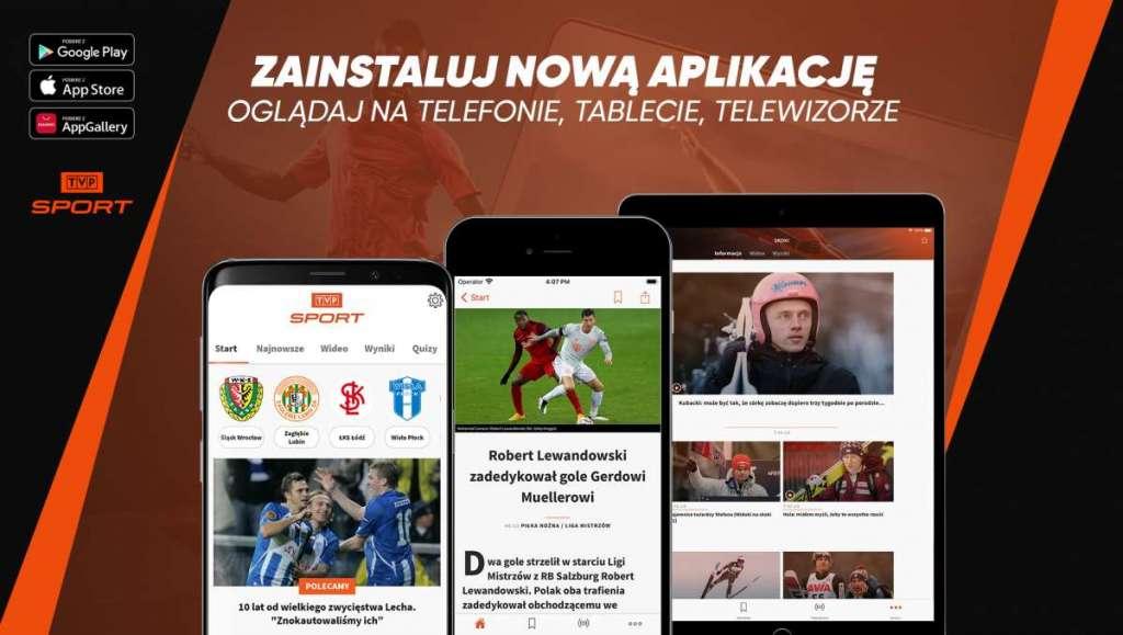 Aplikacja TVP Sport włączona na telewizorach z systemem Android! Czy zobaczymy tam mecze EURO 2020 i Copa America?
