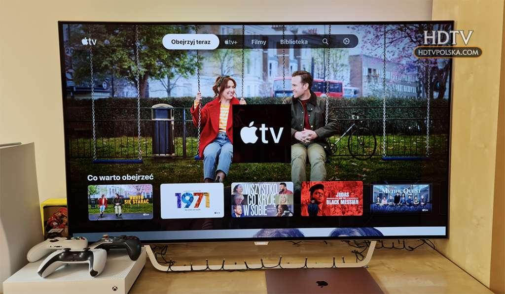 Aplikacja Apple TV wreszcie na telewizorach z Android TV! Działa też na NVIDIA Shield