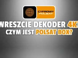 cyfrowy polsat dekoder 4k polsat box okładka
