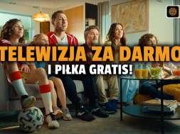 cyfrowy polsat promocja telewizja za darmo piłka gratis okładka