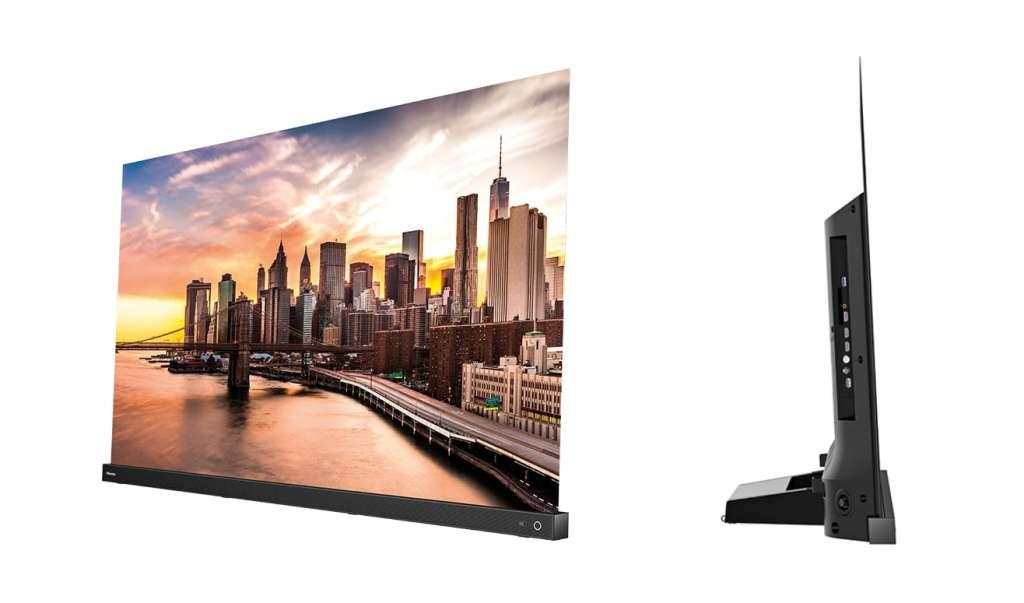 Hisense pokazał nowe, futurystyczne telewizory Mini LED i OLED! Pełne wsparcie HDR, HDMI 2.1 - kiedy premiera w Polsce, jakie ceny?
