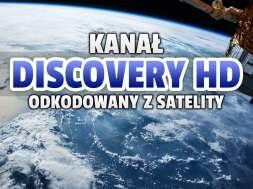 kanał discovery hd satelita odkodowany okładka